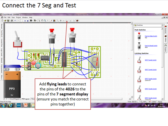 design technology electronics ks3 electronics projects everything rh tes com